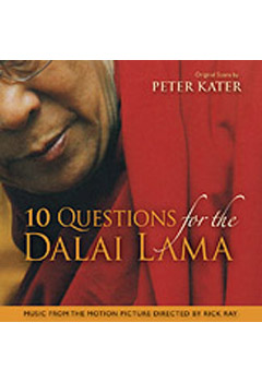 10 Questions for the Dalai Lama soundtrack - Click Image to Close