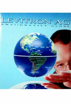 Levitron AG Anti-Gravity Globe