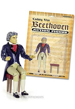 Ludwig van Beethoven Action Figure