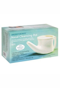 Nasal Cleansing Pot